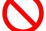 استان های ممنوعه جهت اقامت اتباع خارجی