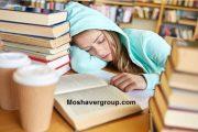 راهکارهایی طلایی برای رفع خستگی به هنگام مطالعه