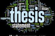 نحوهٔ درج جداول و روابط ریاضی در پایاننامههای دانشجویی دکتری و کارشناسی ارشد