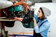 رتبه لازم برای قبولی رشته مهندسی تعمیر و نگهداری هواپیما کنکور 97