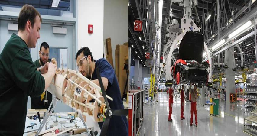 مهندسی هوافضا یا مهندسی مکانیک