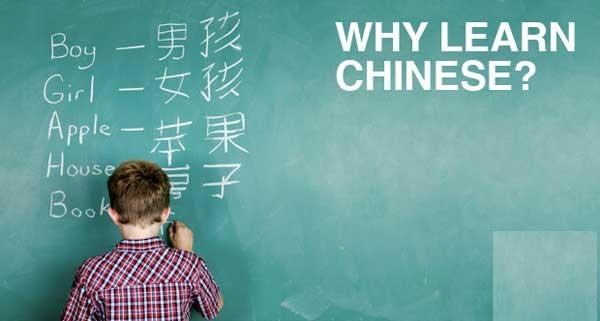 رشته زبان چینی