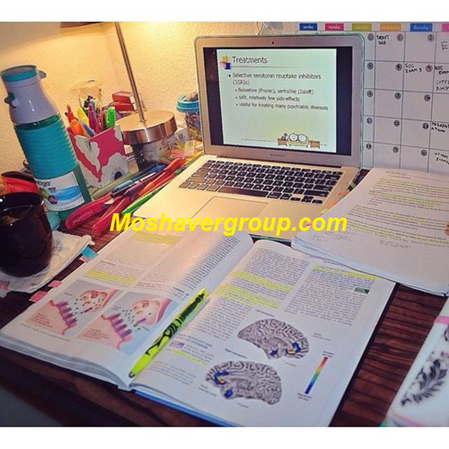 ساعات مطالعه هر درس در هفته