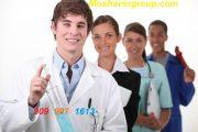 برای قبولی در رشته پرستاری سراسری 98 چه درصدها و رتبه ای لازم است ؟