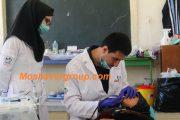 حداقل رتبه لازم برای قبولی دندانپزشکی 98 منطقه 1 ( 100 کارنامه قبولی کنکور 97 )