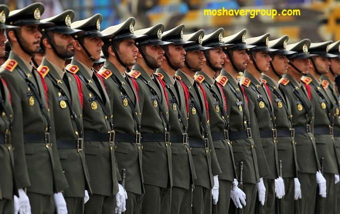اعلام نتایج آزمون استخدامی دانشگاه افسری ارتش 98 - 99