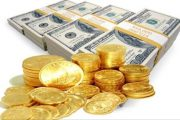 قیمت دلار ، قیمت طلا ، قیمت سکه و ارز در بازار امروز شنبه 3 فروردین 98