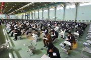 آمار داوطلبان شرکت کننده ششمین آزمون استخدامی دستگاه های اجرایی 97 - 98