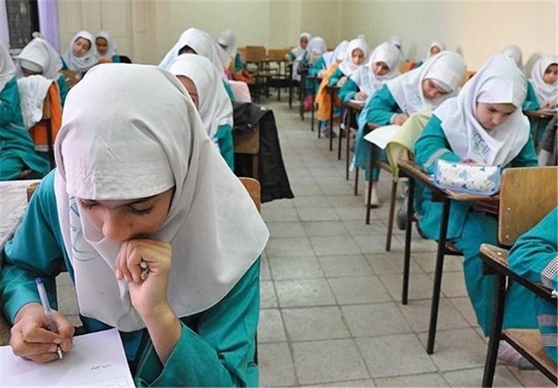 آماده سازی برای آزمون مدارس تیزهوشان 98 - 99