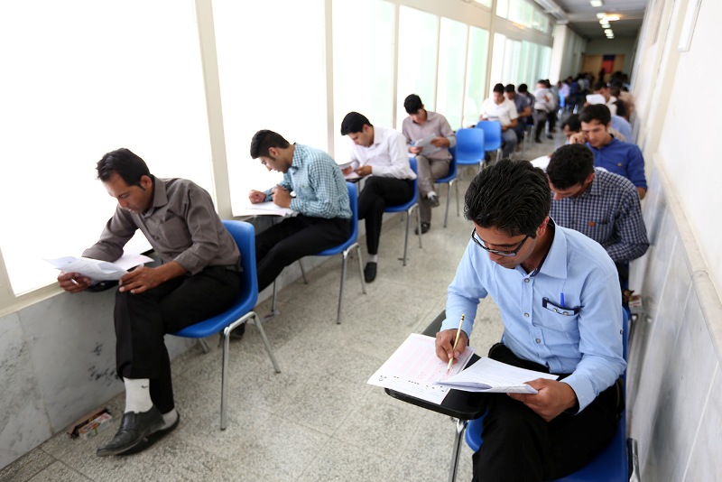 مهلت دریافت کارت ورود به جلسه ششمین آزمون استخدامی دستگاه های اجرایی تا کی هست ؟