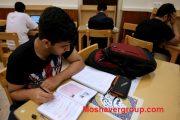 آمار نهایی داوطلبان شرکت کننده در کنکور 98 به تفکیک هر رشته