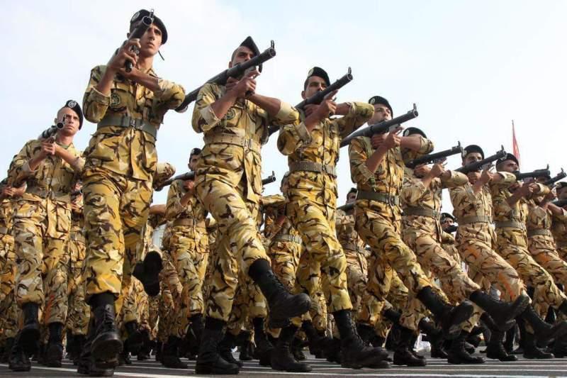 کسر خدمت مشمولان سربازی مناطق سیل زده :