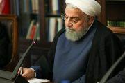 سهمیه داوطلبان دچار بلایای طبیعی توسط رئیس جمهور ابلاغ شد