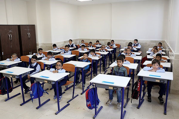 ممنوعیت آزمون های علمی در مدارس ابتدایی 98 - 99