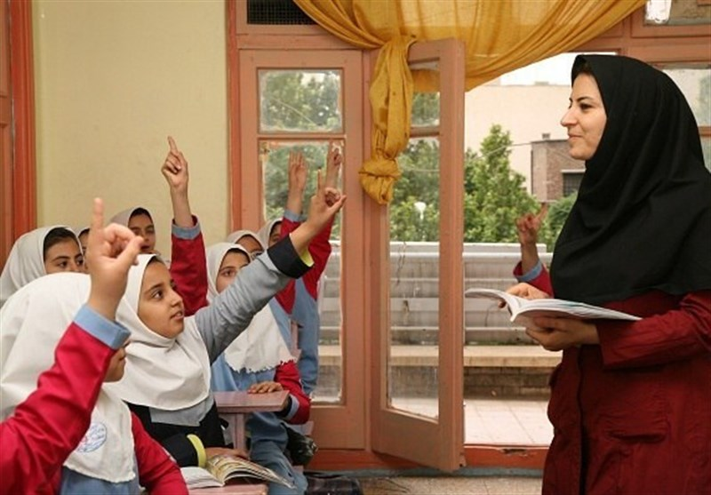 استخدام معلمان حق التدریس 98