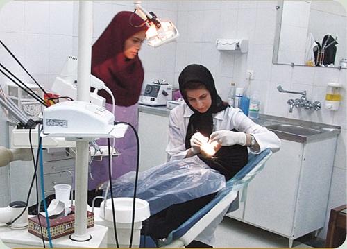 ظرفیت رشته های دندان پزشکی و داروسازی (روزانه) 98