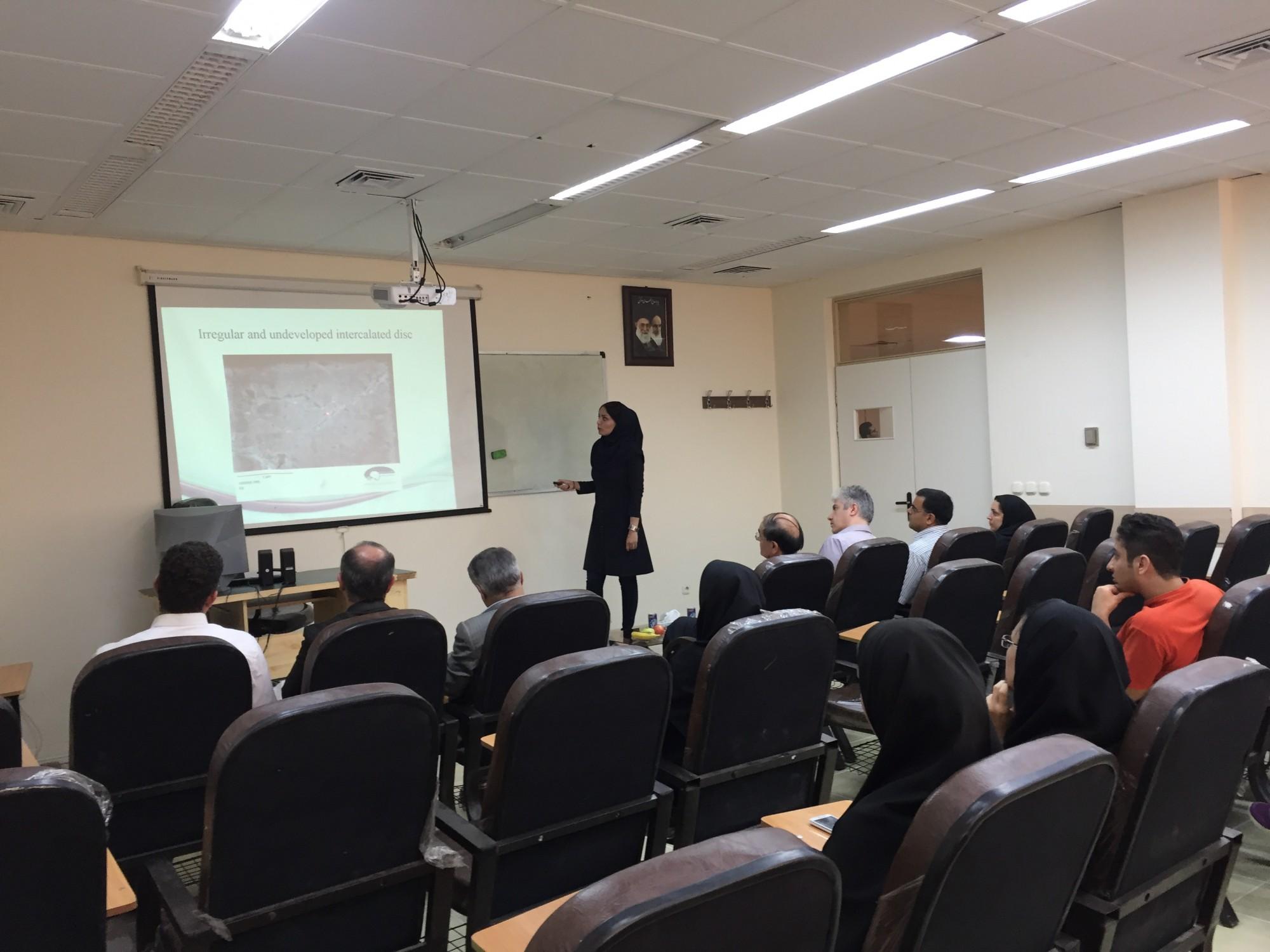برگزاری جلسه دفاع پایان نامه دانشجویان دانشگاه تهران با یک شرط جدید