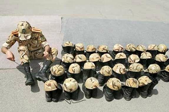 حقوق سرباز در سال 99 - 1400
