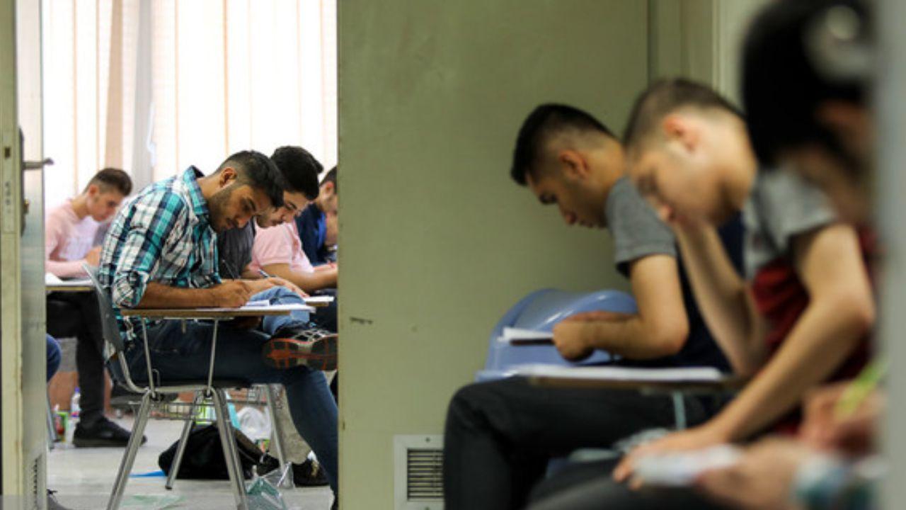 مراحل شرکت در آزمون آنلاین قلم چی 15 فروردین 99 (غیرحضوری)