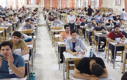 دانلود سوالات و پاسخنامه تشریحی آزمون غیرحضوری قلم چی 26 اردیبهشت 99