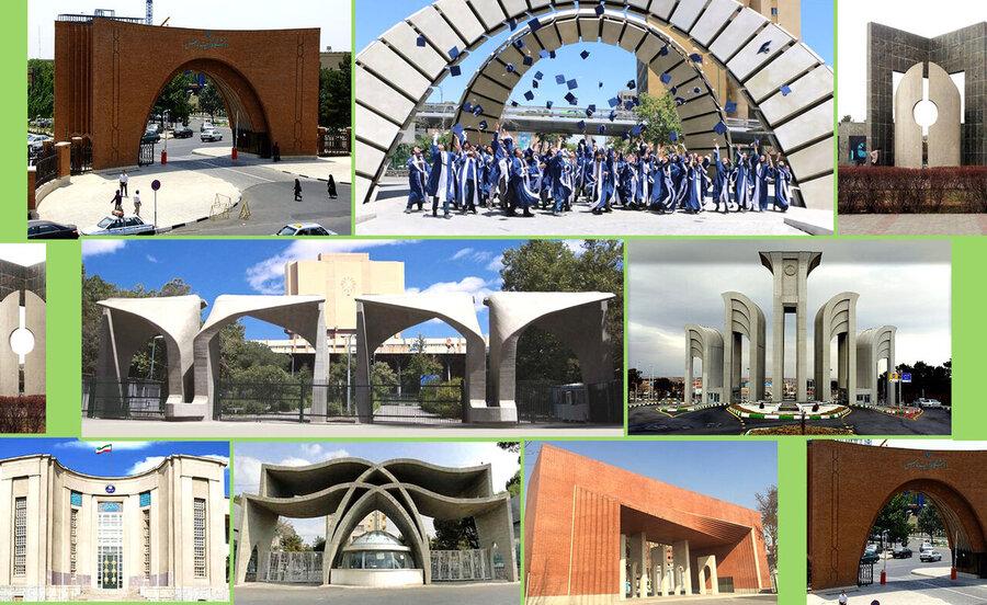 انتقالی به دانشگاه دیگر با کارنامه ی سبز کنکور سراسری 1400